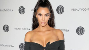 Kim Kardashian'ın Beautycon stili olay oldu