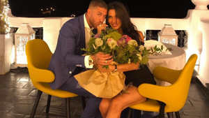 Sergio Ramos ile Pilar Rubio nişanlandı