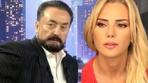 Ece Erken'den o röportaja ilişkin açıklama: Bundan 5 yıl önce Adnan Oktar..