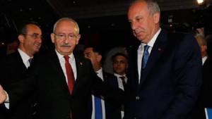 Kılıçdaroğlu'ndan olay iddia! Muharrem İnce'yi derin devlet mi getirmek istiyor?
