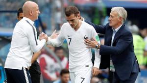 Antonio Griezmann Uruguay'a attığı gole neden sevinmedi?