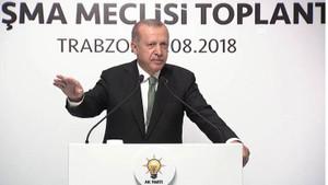 Recep Tayyip Erdoğan: Türkiye'ye operasyon çekiyorlar, teslim olmayacağız