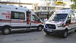 Ankara'da pompalı tüfek dehşeti: Rastgele ateş açtı