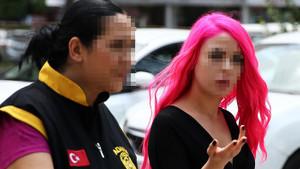 VIP fuhuş hizmeti sunan Pembe Panter Ayşe yakalandı