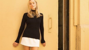 Margot Robbie, Once Upon a Time in Hollywood'dan ilk kareyi paylaştı