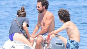 Gülcan Arslan yönetmen sevgilisi ile tatilde