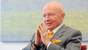 Mark Mobius: Merkez Bankası'nın faiz artışı çözüm değil