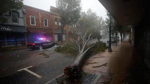 Florence Kasırgası'nda ölü sayısı 13'e yükseldi