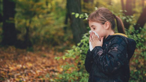 Çocukları sonbaharda alerjiden korumanın 12 yolu