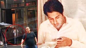 Reza Zarrab Manhattan'da lüks otele girerken görüntülendi