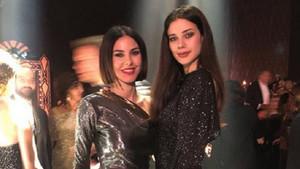 Defne Samyeli'nin kızı Deren Talu da estetikli çıktı