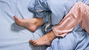 Huzursuz bacak sendromu uykusuzluk nedeni