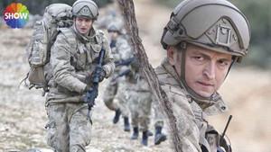 Saygın Soysal yeni dizisinde Kıdemli Yüzbaşı oldu
