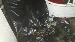 Ünlü markanın çamaşır kurutma makinesi evi yaktı, aile ölümden döndü