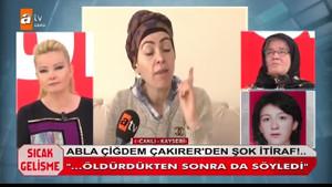 Müge Anlı'da şoke eden cinayet itirafı: Eşim kardeşimi öldürdüğünü söyledi