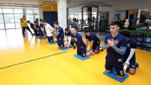 Fenerbahçe, Ümraniyespor maçı hazırlıklarına başladı
