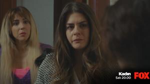 Kadın dizisinde Yeliz vuruldu gözyaşları sel oldu