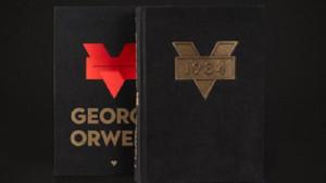 Özel tasarım 1984 okurlarla buluştu