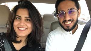 Suudi Arabistan'ın ünlü komedyeni ve aktivist eşi kayıp