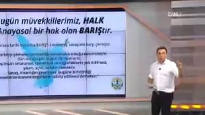 Beyaz TV sunucusu Tahir Sarıkaya'dan İzmir Barosu'na sert tepki
