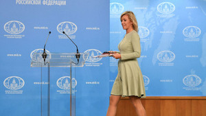 Zaharova: Trump'ın Erdoğan'a mektubu diplomasi kitaplarına girecek cinsten