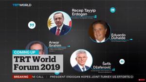TRT World canlı yayın