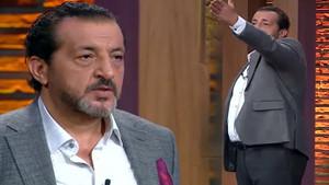 MasterChef'te Mehmet Yalçınkaya çılgına döndü: Çık dışarı!