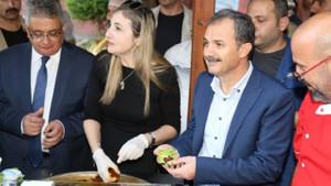 Asuman Kerkez'den Adıyaman'da lezzet dolu tarifler