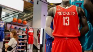 NBA takımlarından Houston Rockets'ta Çin krizi yaşanıyor