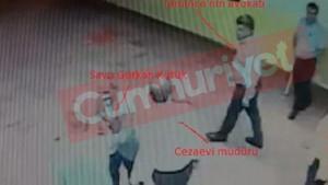 Fettah Tamince'nin avukatı ile savcının cezaevine kayıt dışı girişinin görüntüleri ortaya çıktı
