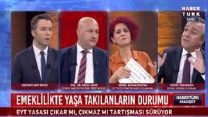 EYT Derneği Başkanı Özüpak'ın canlı yayında gösteremediği o kağıtta yazanlar