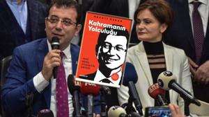 Kaftancıoğlu'ndan İmamoğlu'nun danışmanı Necati Özkan'a: Kendisini kahramanlaştırmaya çalışıyor!