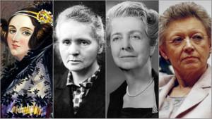 Bilim dünyasına damga vuran öncü kadınlar