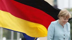 Angela Merkel'den paylaşım: Beni Instagram'dan takip edebilirsiniz
