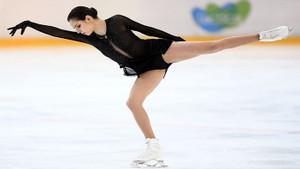 Rusya Kupası'ndan en güzel patinajcılar
