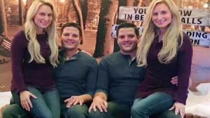 Kendileri gibi ikizlerle evlenen ve aynı anda hamile kalmayı planlayan kardeşler