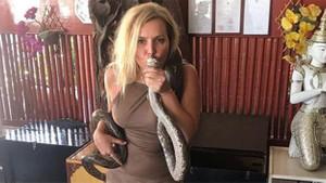 Seda Akgül: Çok yılan öptüm ama en masumu buydu