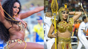 Sao Paulo Karnavalı provaları tam gaz!