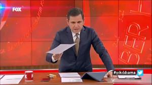 Fatih Portakal'dan Kartal'daki bina için gelen yayın yasağına tepki