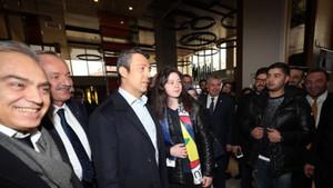 Ali Koç'tan Mehmet Ali Erbil'e sürpriz