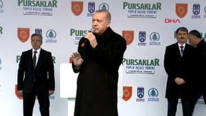 Erdoğan: CHP Kandil'den talimat alıyor
