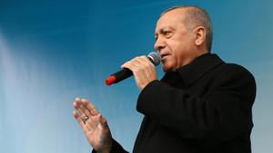 Erdoğan: Bir bukalemun ittifakı oluşturdular