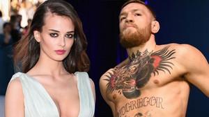 Seksi model Elif Aksu'dan Conor McGregor açıklaması: Adam evli ya..