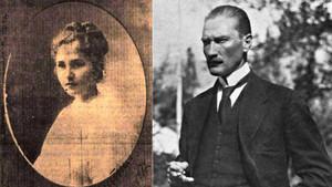 Mustafa Kemal ile Bulgar generalin kızı Dimitrina Koçareva'nın aşkı