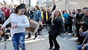 İranlı turistlere Erzurum'da özel karşılama