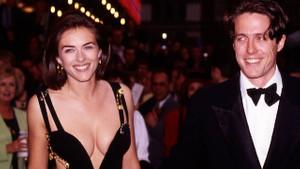 Elizabeth Hurley 25 yıl sonra aynı ikonik elbiseyle