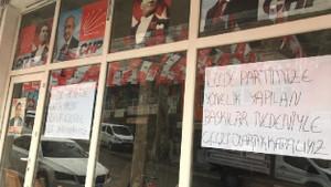 Fatih Portakal paylaştı: CHP: Uludere'de büromuzu baskı yüzünden açamıyoruz