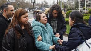 Ankara'daköpek katliamı şüphelileri serbest kaldı, hayvanseverler ağladı
