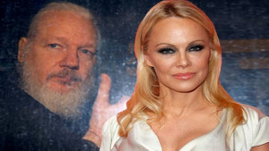 Pamela Anderson'dan Julian Assange tepkisi