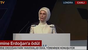 Ekrem İmamoğlu mazbatasını aldı; NTV, CNN Türk ve Habertürk Emine Erdoğan'ın ödülünü yayınladı